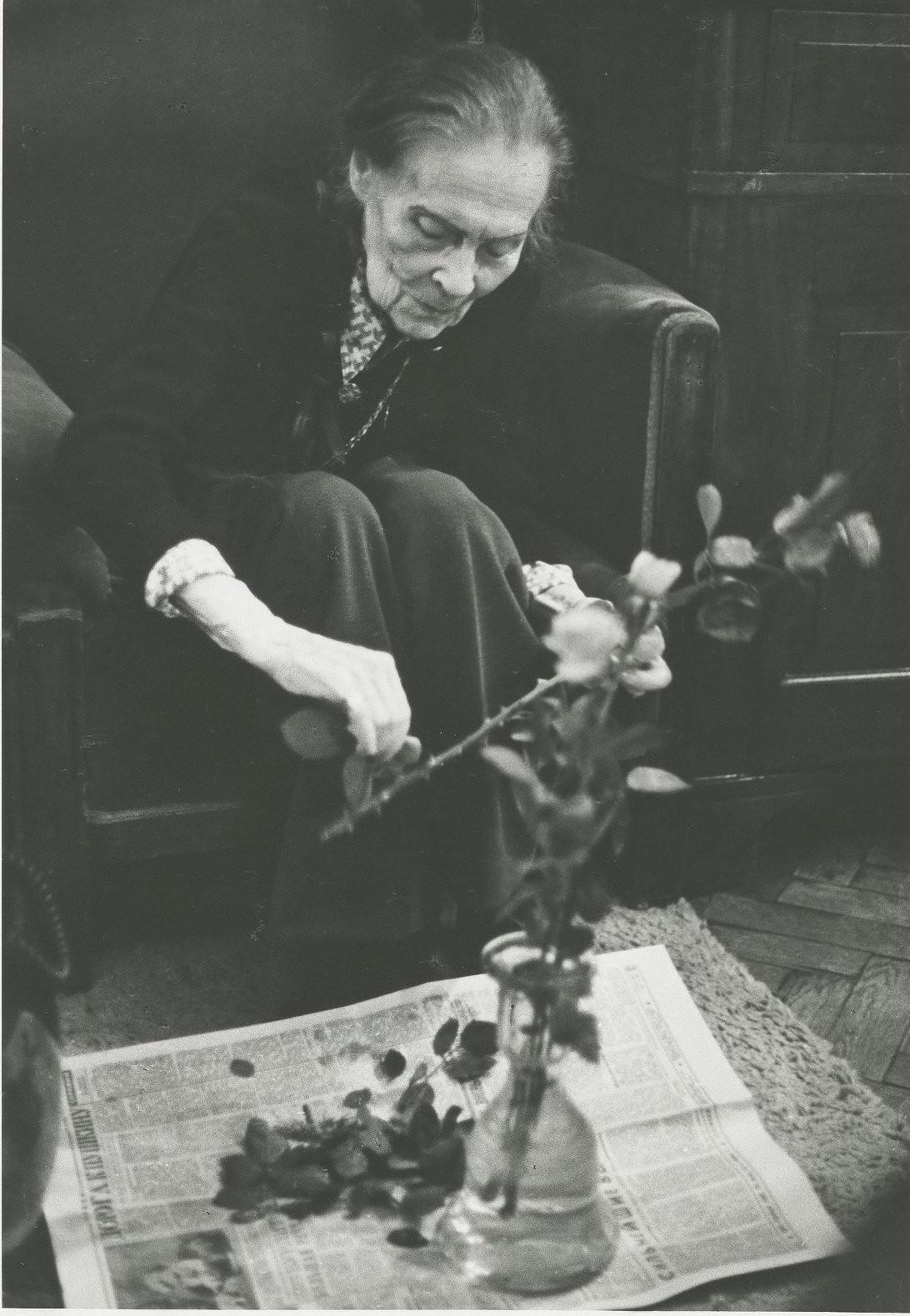 1974. Лиля Брик.