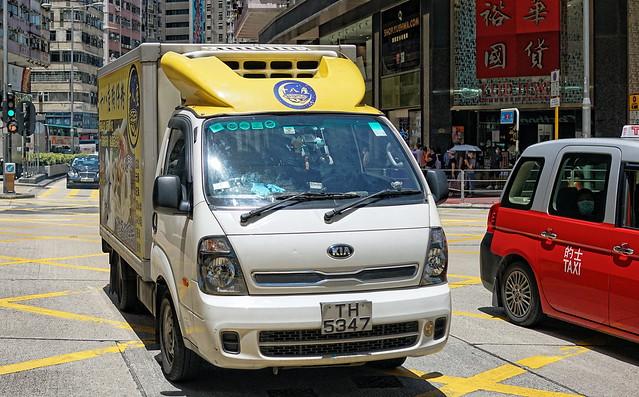 Hong Kong Transport - Trucks | TH 5347