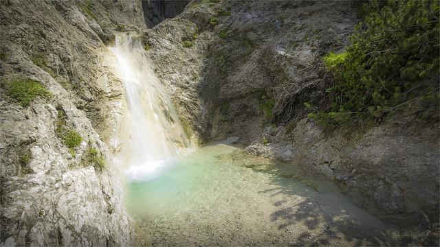 _DSC33790 Stoderer Dolomites Trail - Hinterstoder Village / Upper-Austria