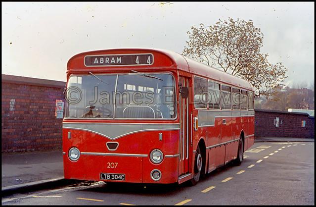 Lancashire United 207.
