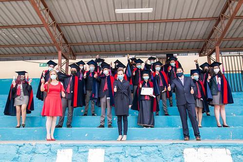 Graduación Unidad Educativa Luciano Andrade Marín