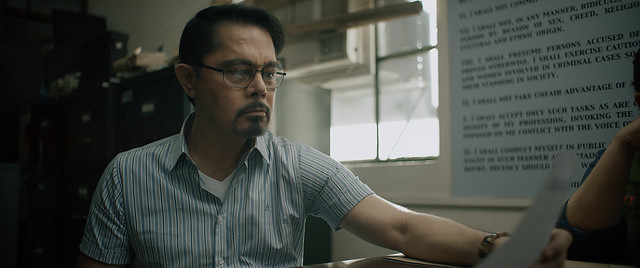 On The Job - Christopher De Leon as Arnel Pangan