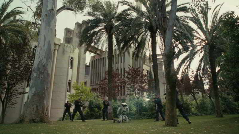 Serac house Westworld