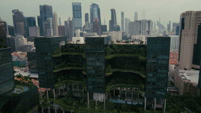 Singapore Vertical Gardens Hotel