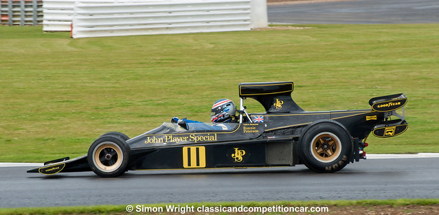 JPS Lotus 76:1 Andrew Beaumont 13th 10th 2nd FIT GP Masters 2012