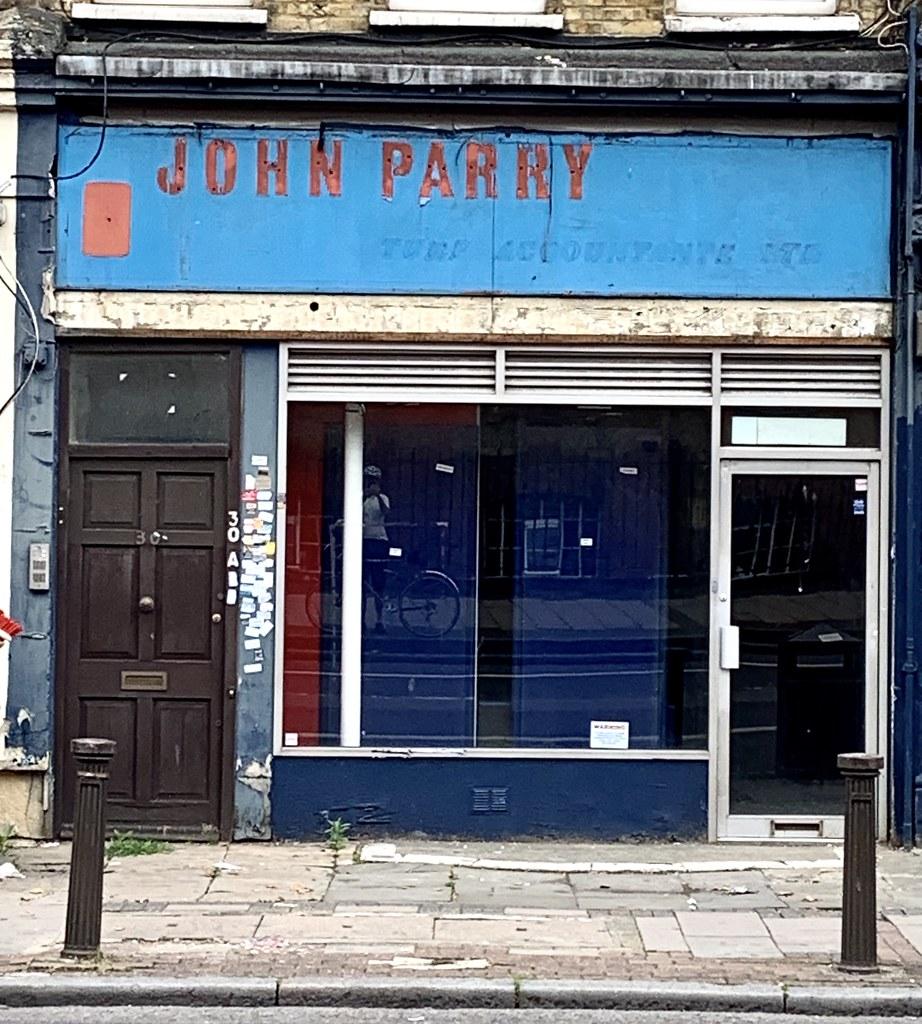 John Parry Turf Accountants Ltd