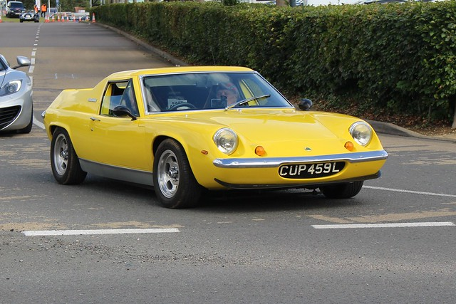 356 Lotus Europa Special (1973) CUP 459 L