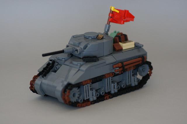 Russian Sherman