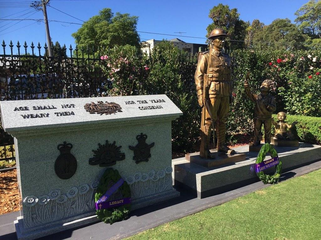 Woronora Nsw : War Memorial