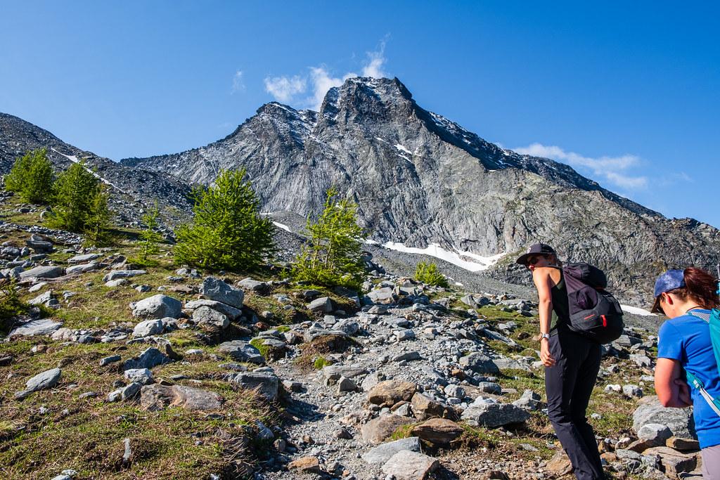Simplonpass - Monte Leone Hütte - Mäderlicka - Schallbett