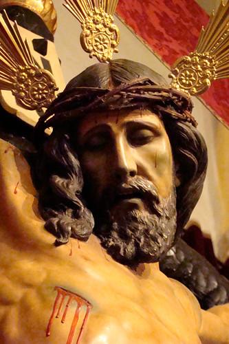 Advocación Cristo de las Aguas - San Nicolás del Puerto