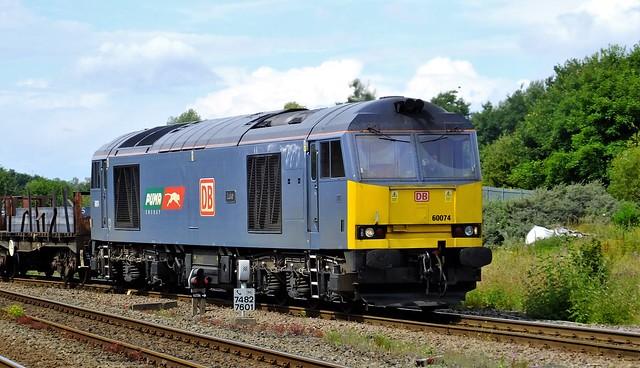 DB class 60 .