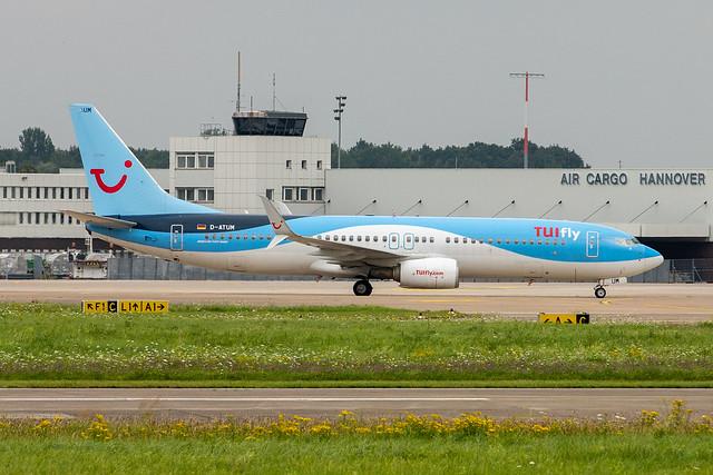 Airport Hannover-Langenhagen (HAJ/EDDV) 27.07.2021