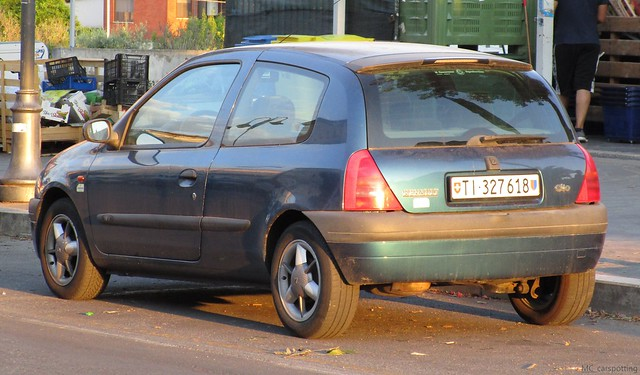 Renault Clio 1.6 Si 3p II Serie Phase 1