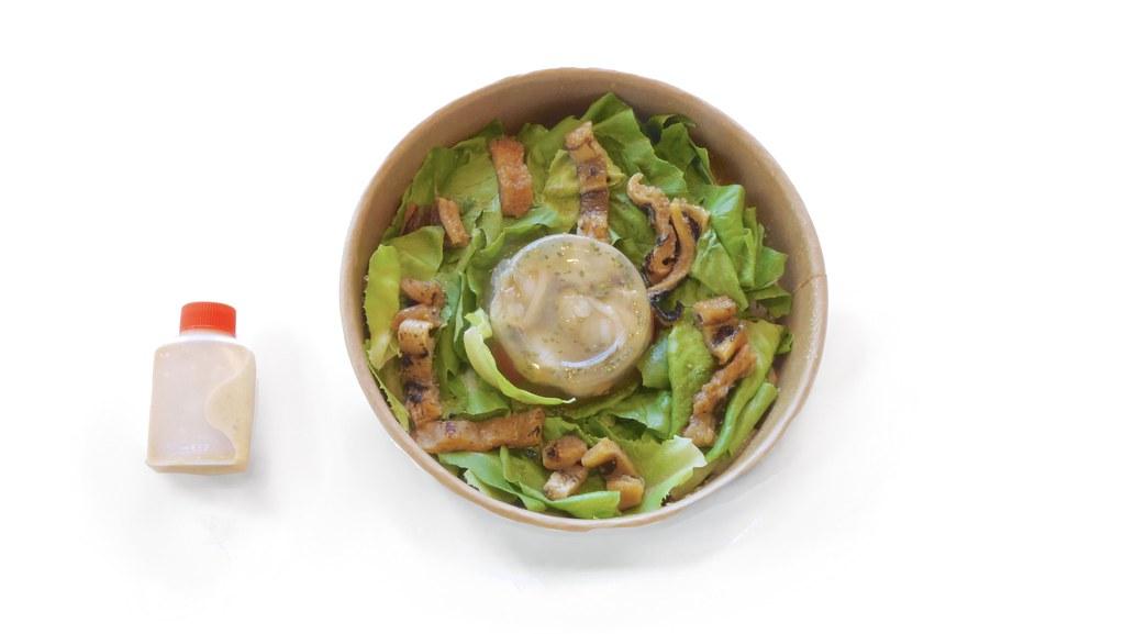 穴子とあさりの土堂サラダスパゲティ