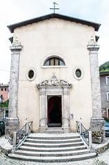 Pecasseroli (AQ), 2011, Chiesa della Madonna del Carmelo.