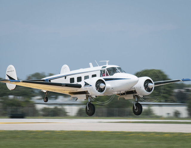 Tuesday Air Show