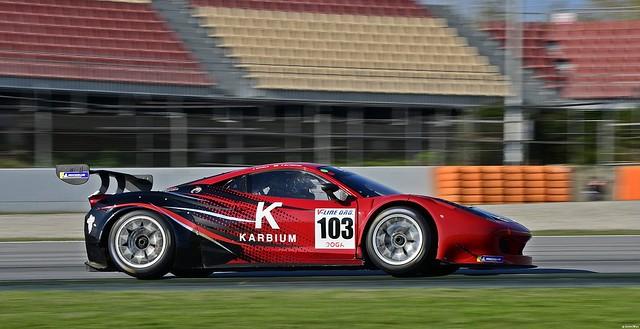 Ferrari 458 / Josep Mayola / ESP / Francesc Gutiérrez / ESP / PCR Sport