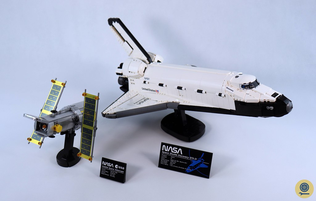 10283 NASA Space Shuttle Discovery (1)