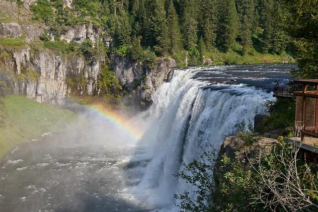 Mesa Falls- Idaho
