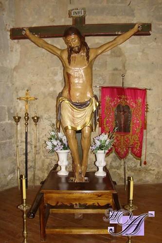 Advocación Cristo de las Aguas - Palacio de los Campos