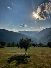 La magia de algunos lugares. Asin de Broto. Huesca.