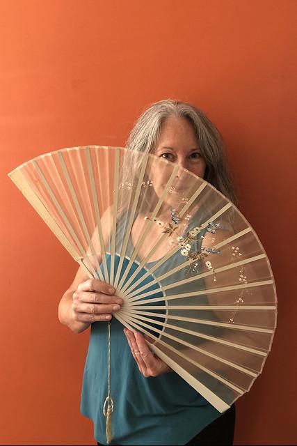My Great-Grandmother's Fan