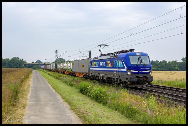 [Lindhorst, Vornhagen] RTB Cargo 193 793