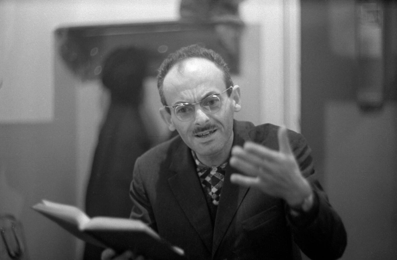 1968. Булат Окуджава