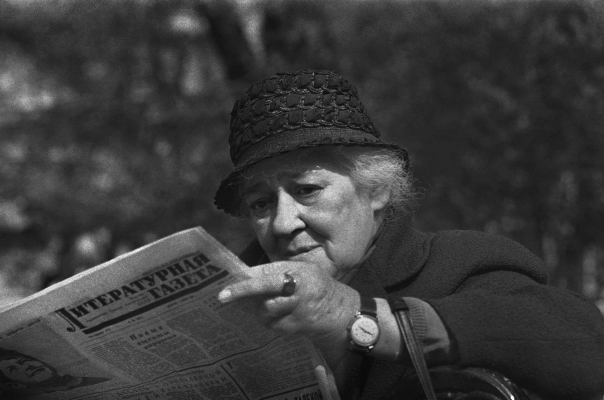 1964. Фаина Георгиевна Раневская