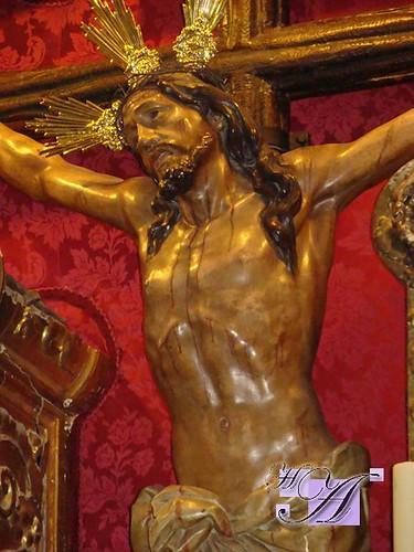 Advocación Cristo de las Aguas - Sanlúcar de Barrameda