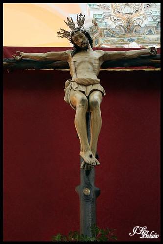 Advocación Cristo de las Aguas - San Roque
