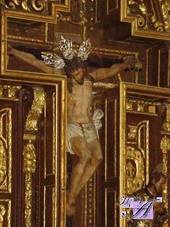Advocación Cristo de las Aguas - Utrera