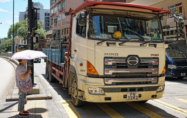 Hong Kong Transport - Trucks | FN 3282