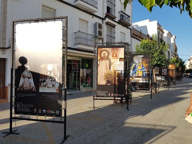 Exposición con motivo del XXV aniversario de la proclamación de la virgen como alcaldesa honoraria y perpetua
