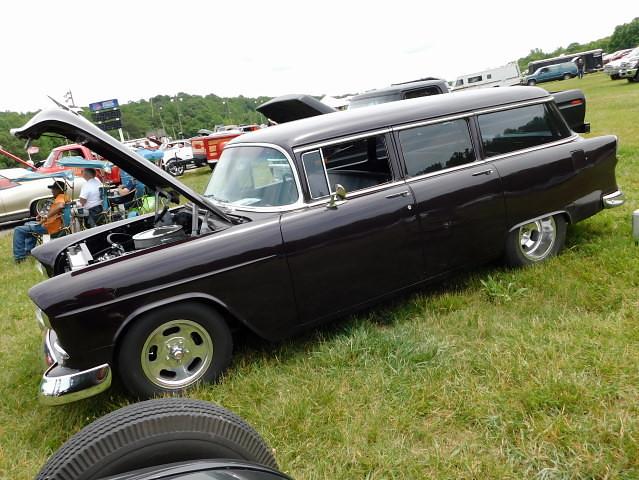 1955 Chevy 210 Wagon