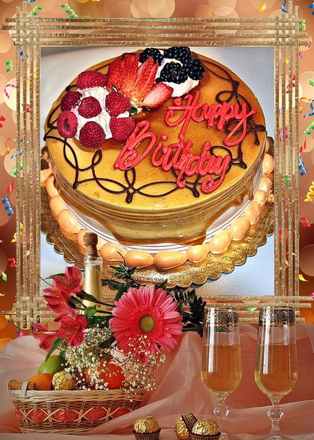 Happy birthday dear Elis!