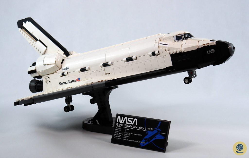 10283 NASA Space Shuttle Discovery (5)