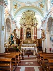 Pecasseroli (AQ), 2021, Chiesa della Madonna del Carmelo.