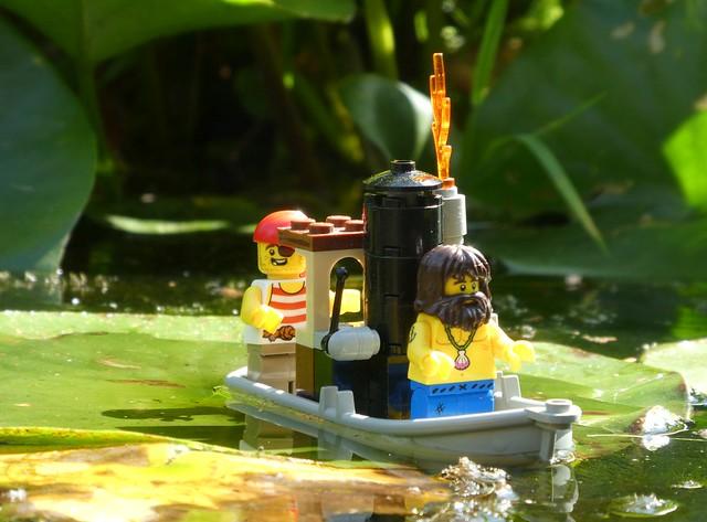 Swamp Steamer