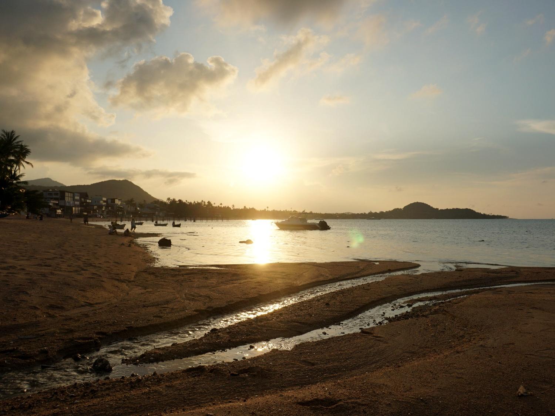 Koh Samui Thailand beach