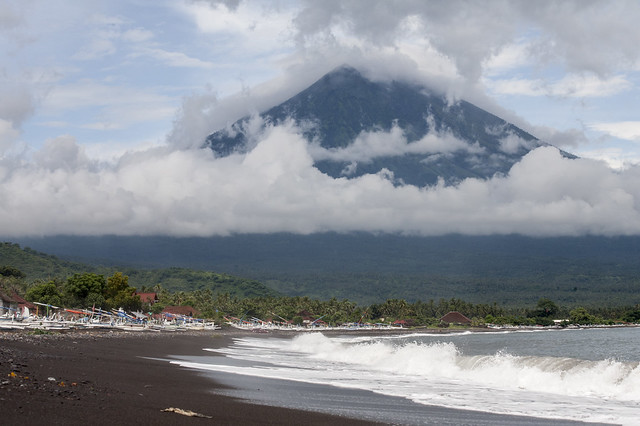 Gunung Agun-Amed-Bali