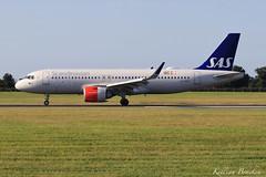 SAS / Airbus A320-251N / SE-ROT / EIDW