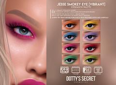 Dotty's Secret - Jesse Smokey Eye [Vibrant] x Blanc Event