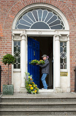 Welcome inside, Dublin, Ireland