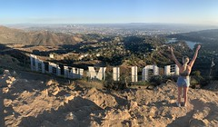 5:00pm Wednesday 28 July 2021 - HOLLYWOOD SIGN