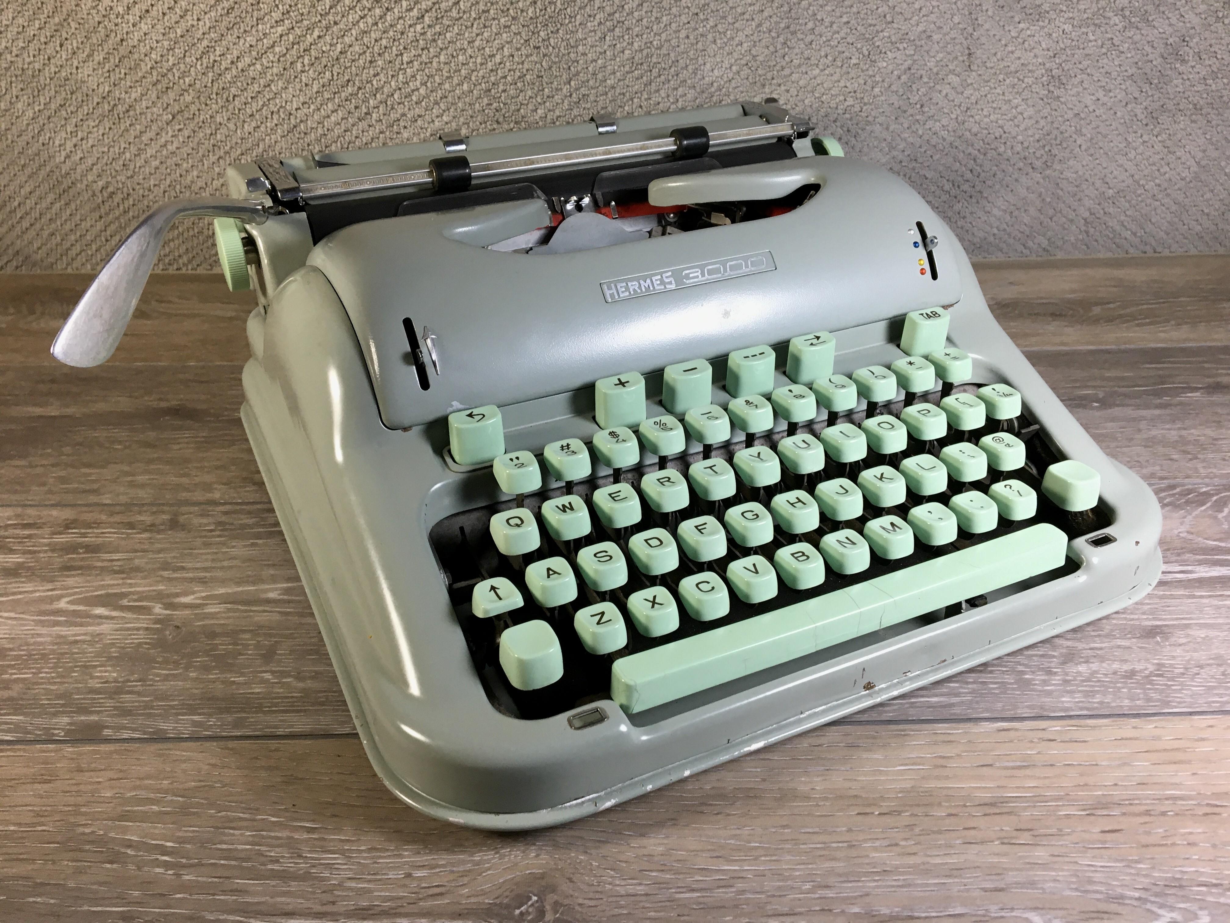 1962 Hermès 3000