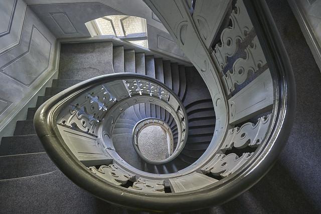 Staircase XCVIII