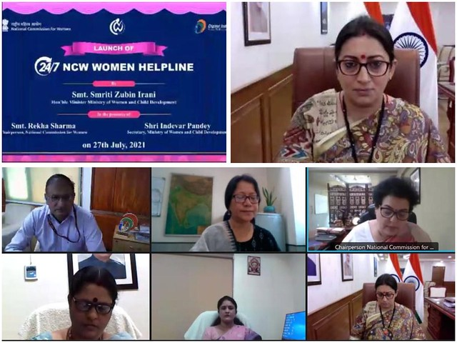 NCW-has-launched-a-helpline-for-women-Utkal-Today