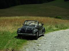 VW 1303 Cabriolet Megève (74 Haute-Savoie 17-07-21a